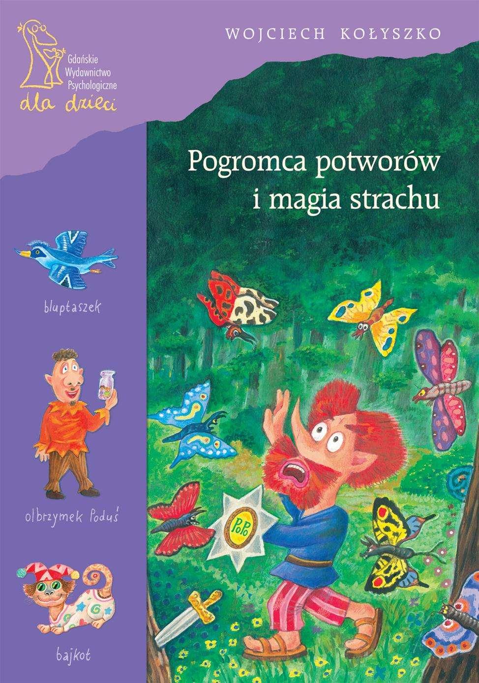 Pogromca potworów i magia strachu - Ebook (Książka PDF) do pobrania w formacie PDF