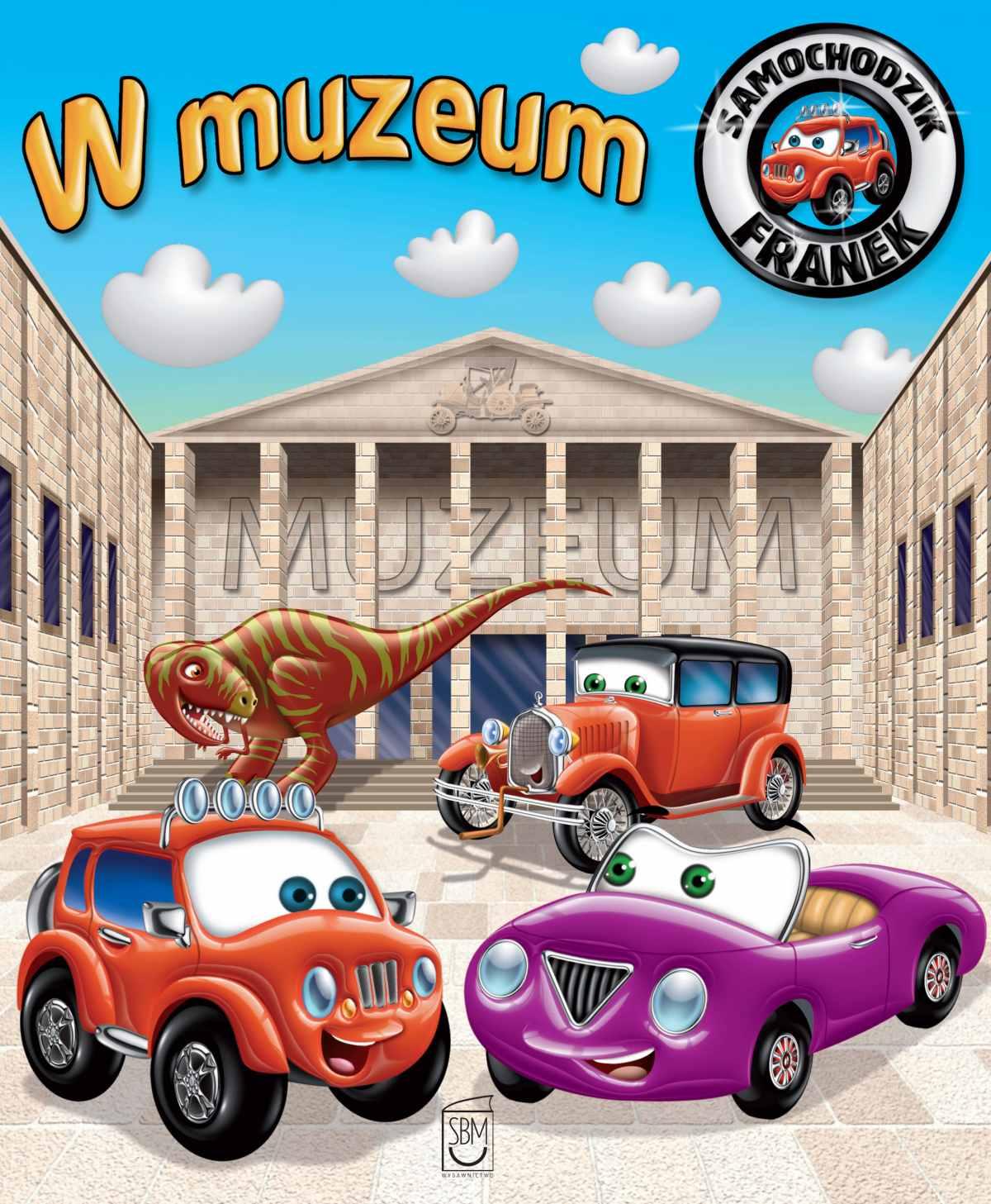 Samochodzik Franek. W muzeum - Ebook (Książka PDF) do pobrania w formacie PDF