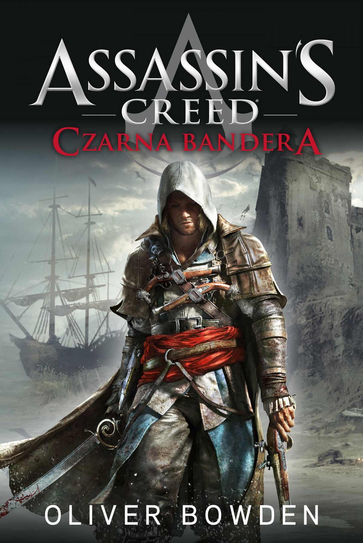 Assassin's Creed: Czarna bandera - Ebook (Książka EPUB) do pobrania w formacie EPUB