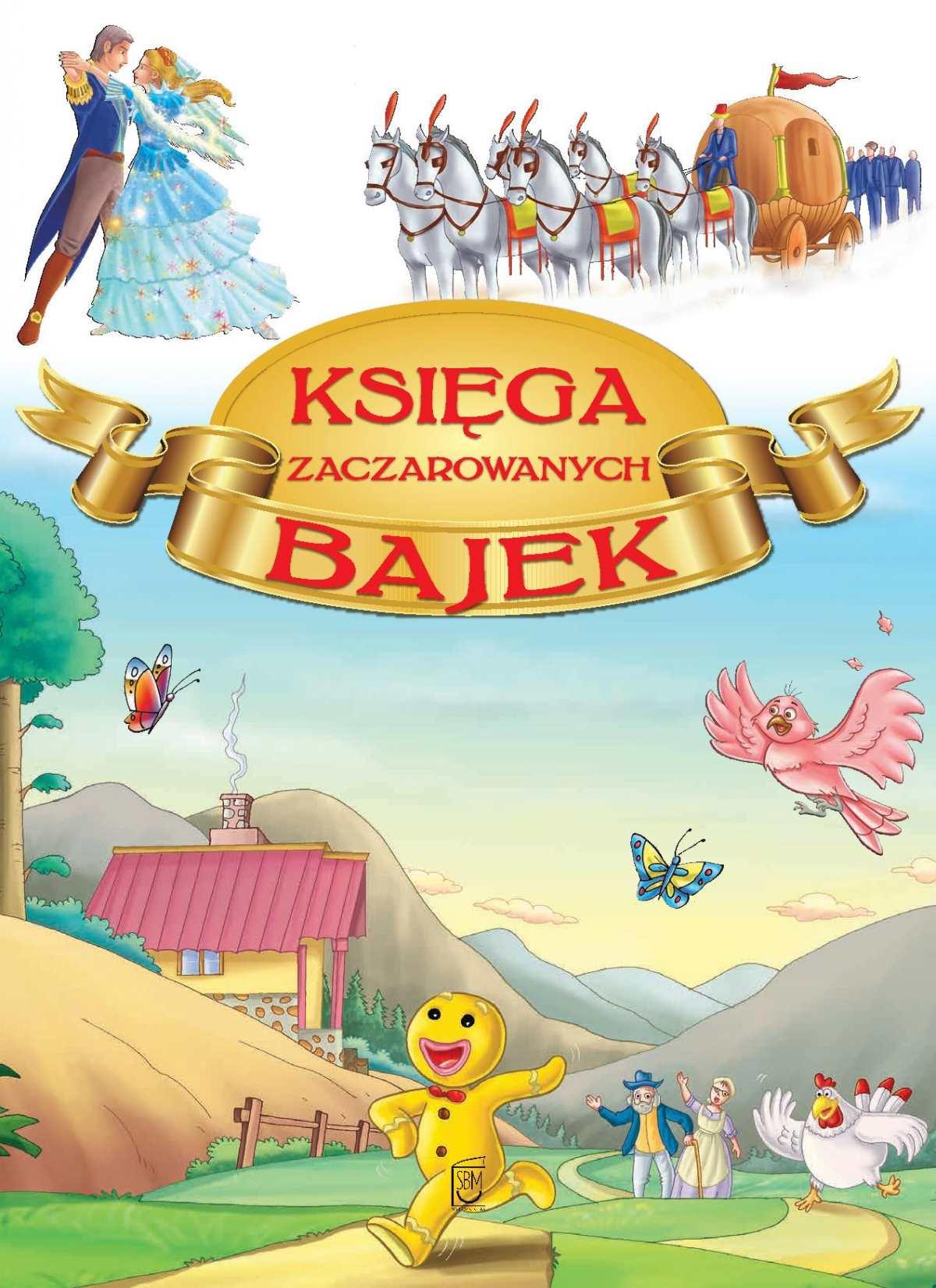 Księga zaczarowanych bajek - Ebook (Książka PDF) do pobrania w formacie PDF