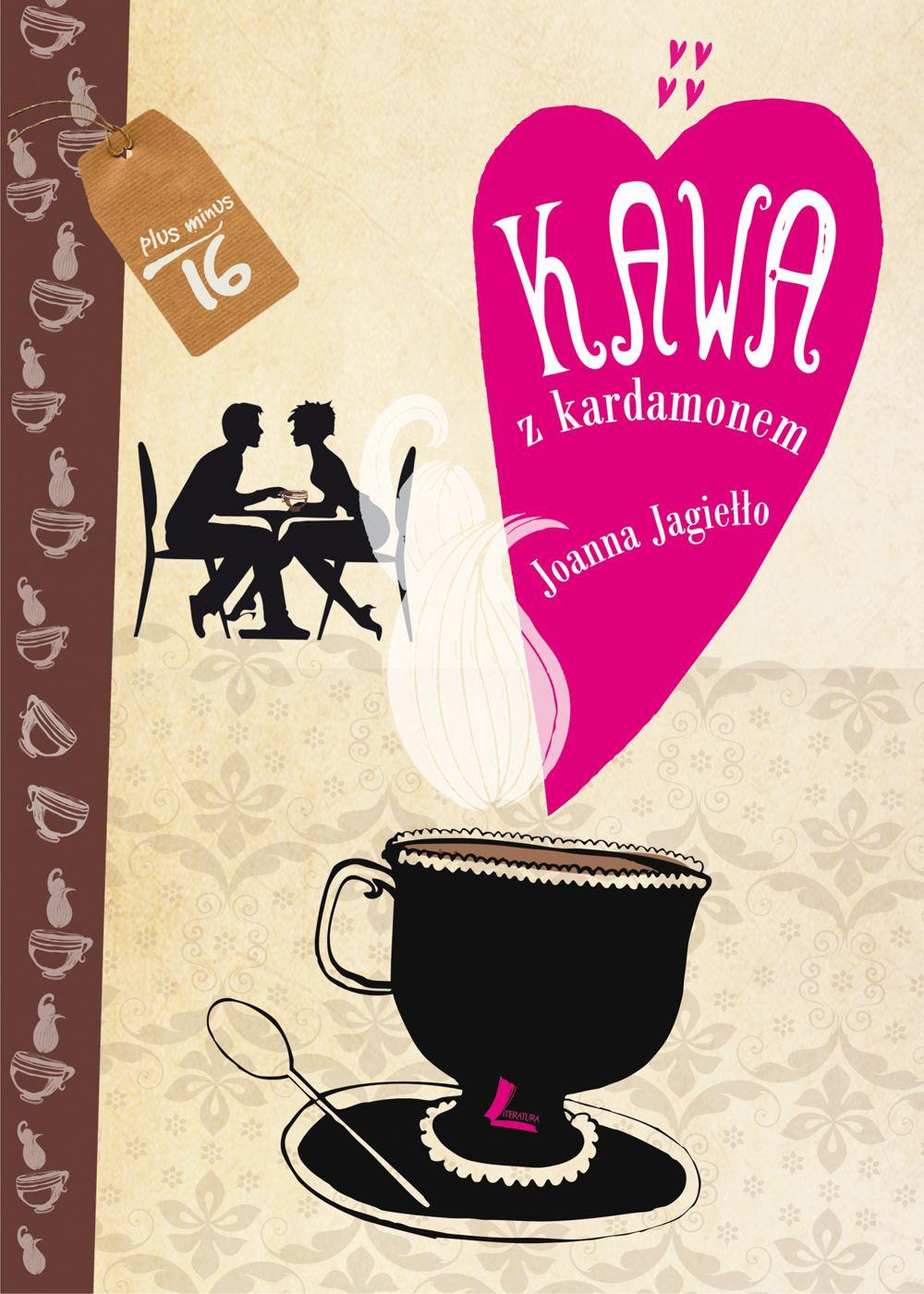 Kawa z kardamonem - Ebook (Książka na Kindle) do pobrania w formacie MOBI