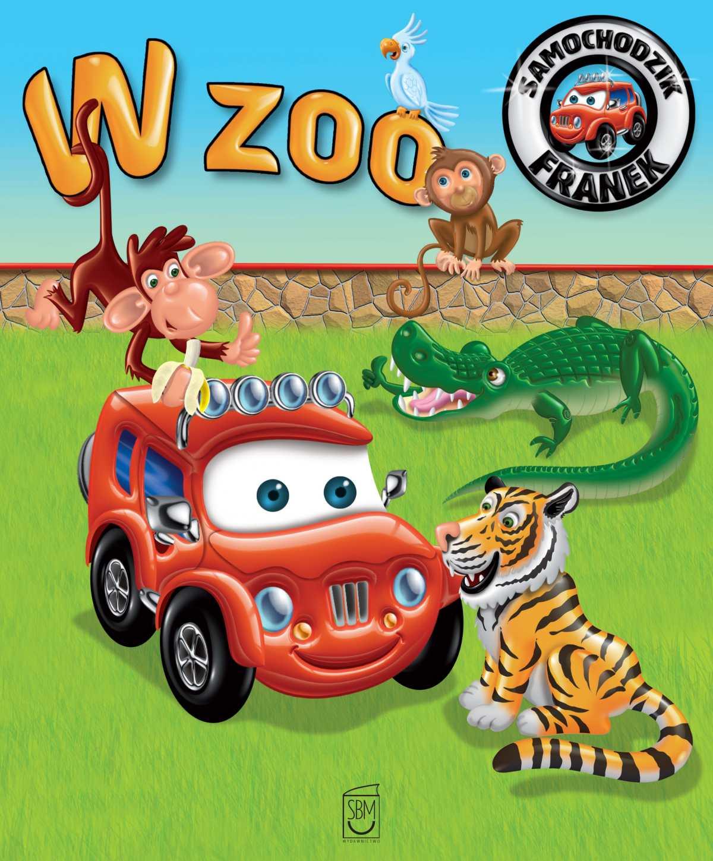 Samochodzik Franek. W zoo - Ebook (Książka PDF) do pobrania w formacie PDF