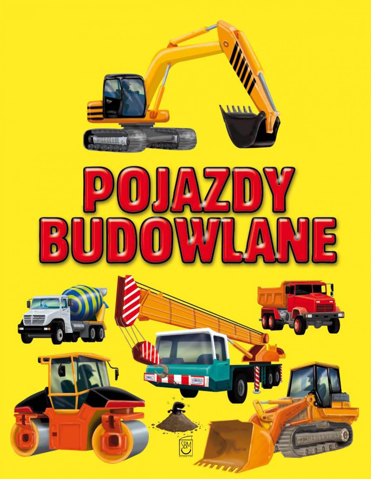 Pojazdy budowlane - Ebook (Książka PDF) do pobrania w formacie PDF