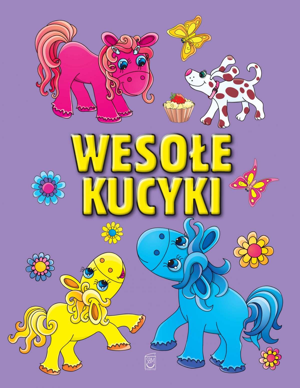 Wesołe kucyki - Ebook (Książka PDF) do pobrania w formacie PDF