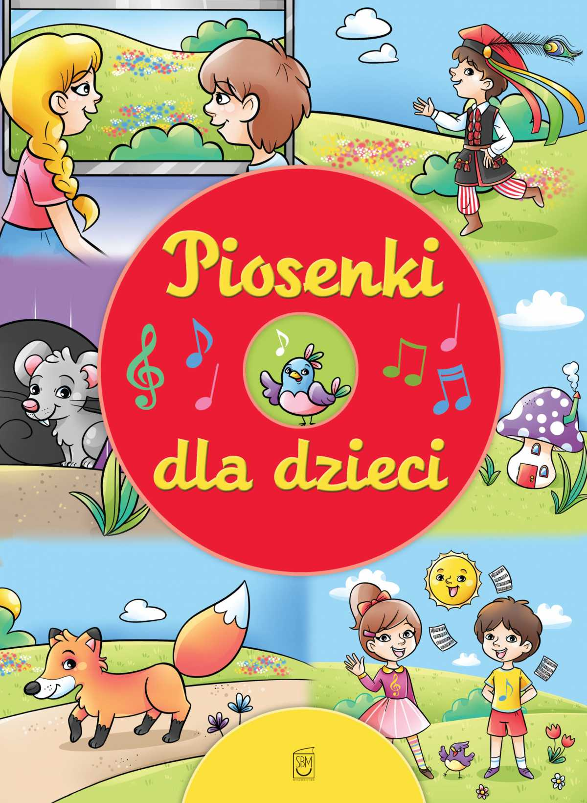 Piosenki dla dzieci - Ebook (Książka PDF) do pobrania w formacie PDF