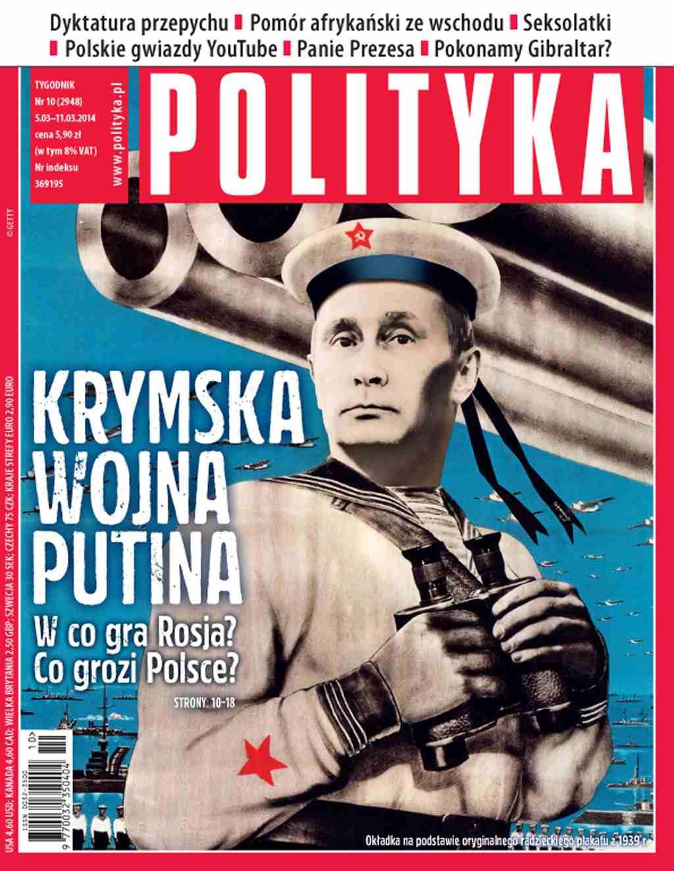 Polityka nr 10/2014 - Ebook (Książka PDF) do pobrania w formacie PDF
