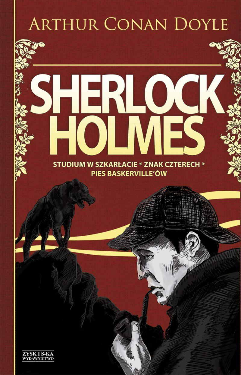 Sherlock Holmes. Tom 1 - Ebook (Książka EPUB) do pobrania w formacie EPUB
