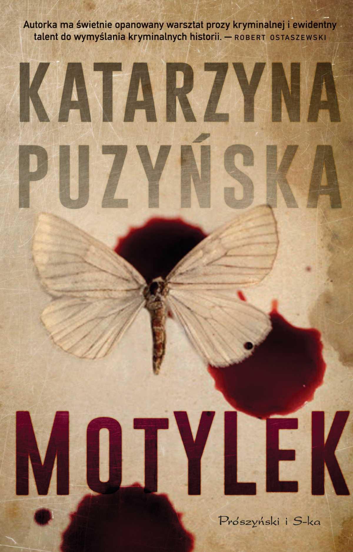 Motylek - Ebook (Książka EPUB) do pobrania w formacie EPUB