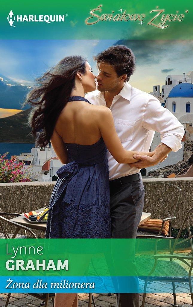 Żona dla milionera - Ebook (Książka na Kindle) do pobrania w formacie MOBI
