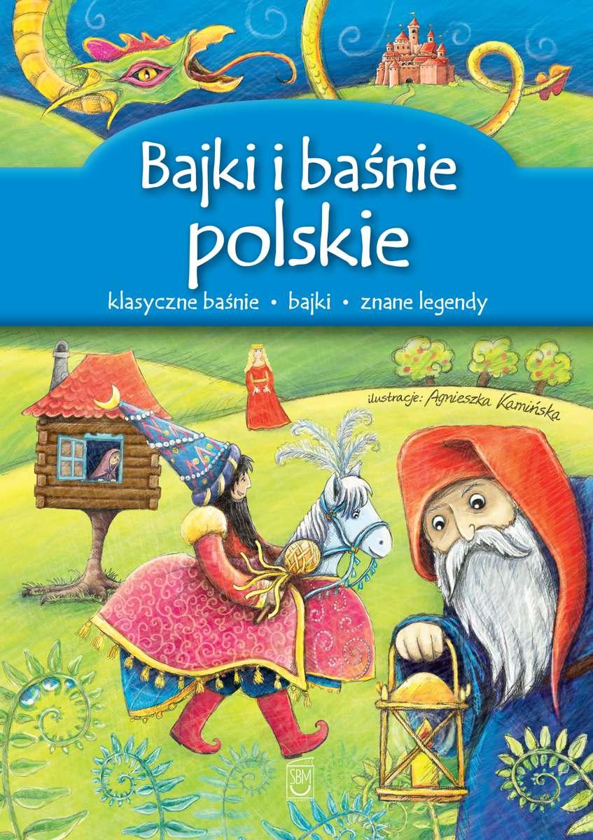 Bajki i baśnie polskie - Ebook (Książka PDF) do pobrania w formacie PDF