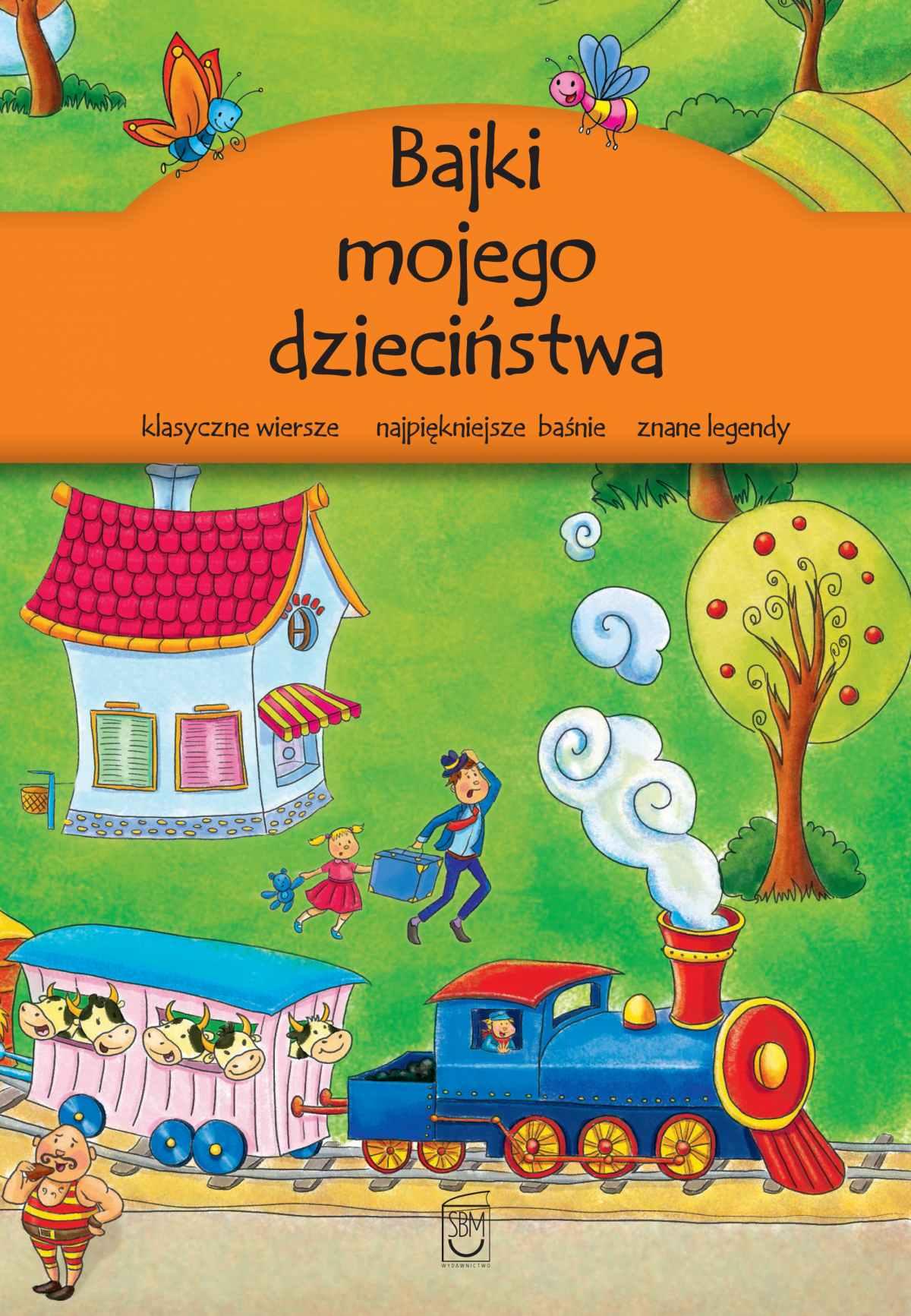 Bajki mojego dzieciństwa - Ebook (Książka PDF) do pobrania w formacie PDF