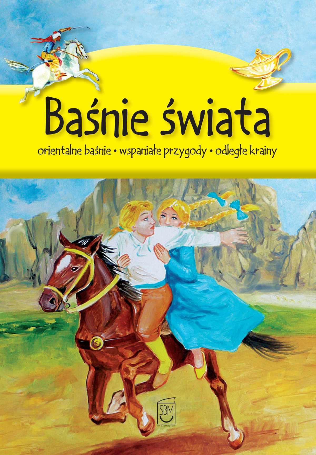 Baśnie świata - Ebook (Książka PDF) do pobrania w formacie PDF