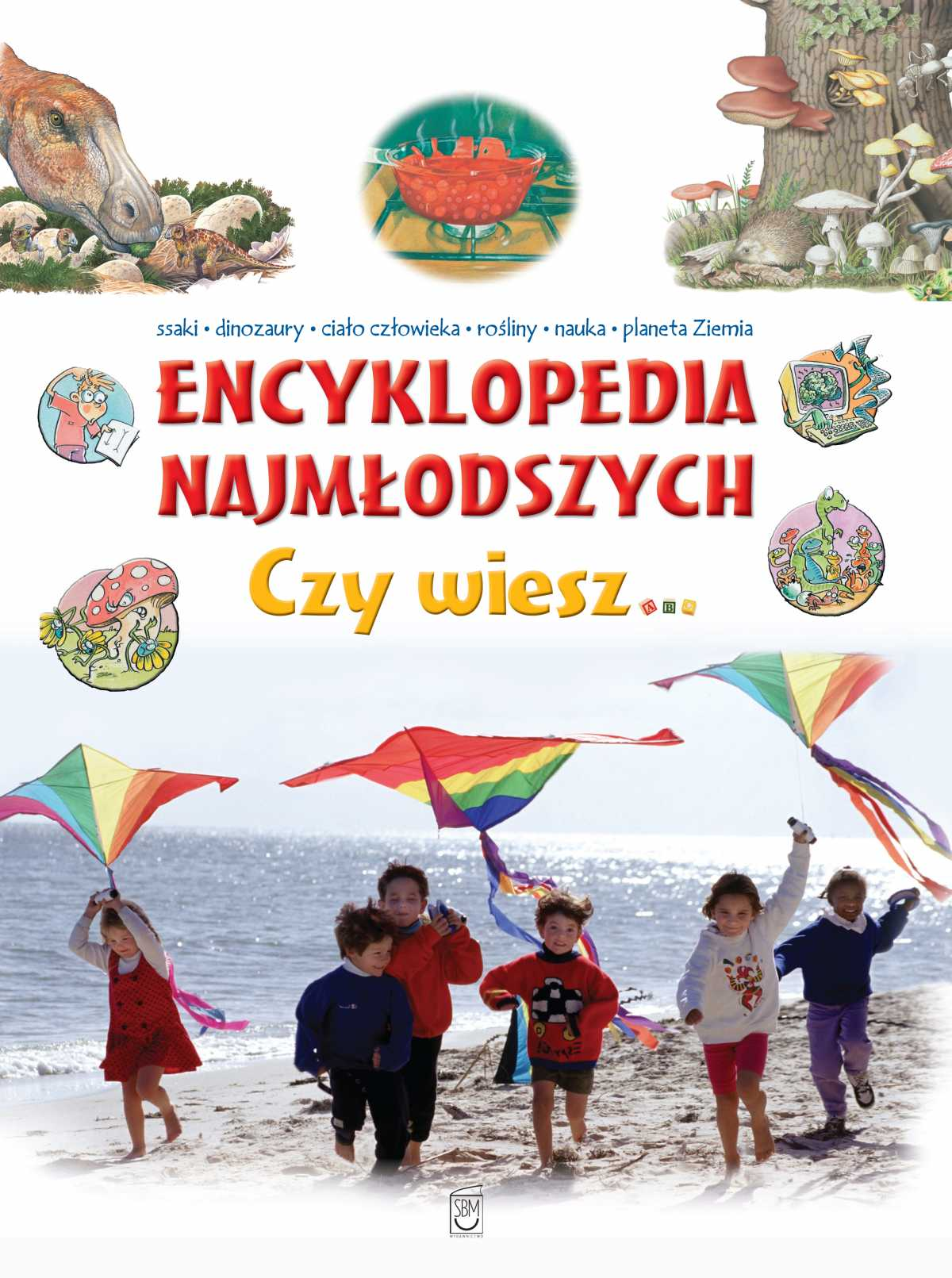 Encyklopedia najmłodszych. Czy wiesz… - Ebook (Książka PDF) do pobrania w formacie PDF
