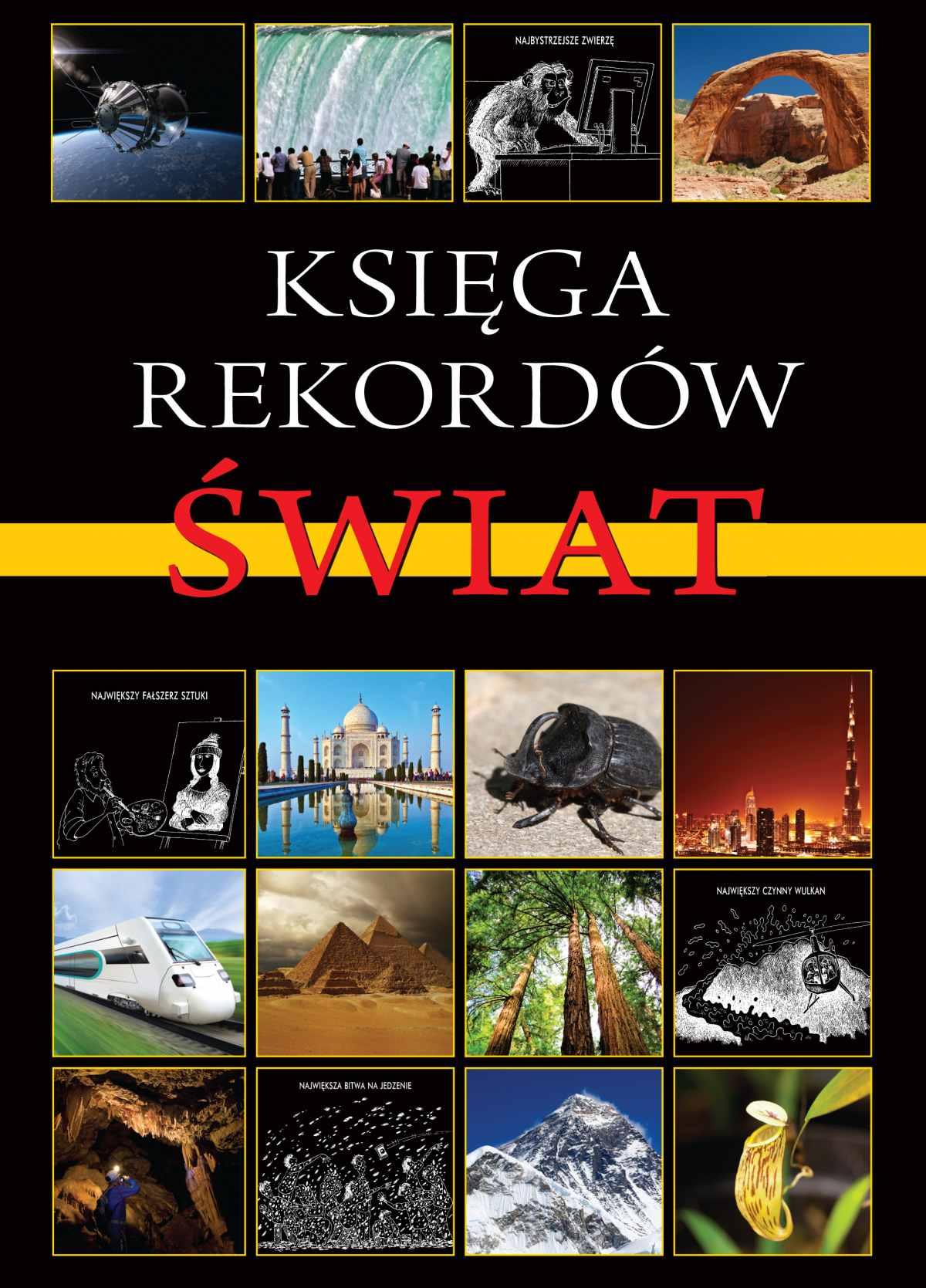 Księga rekordów. Świat - Ebook (Książka PDF) do pobrania w formacie PDF