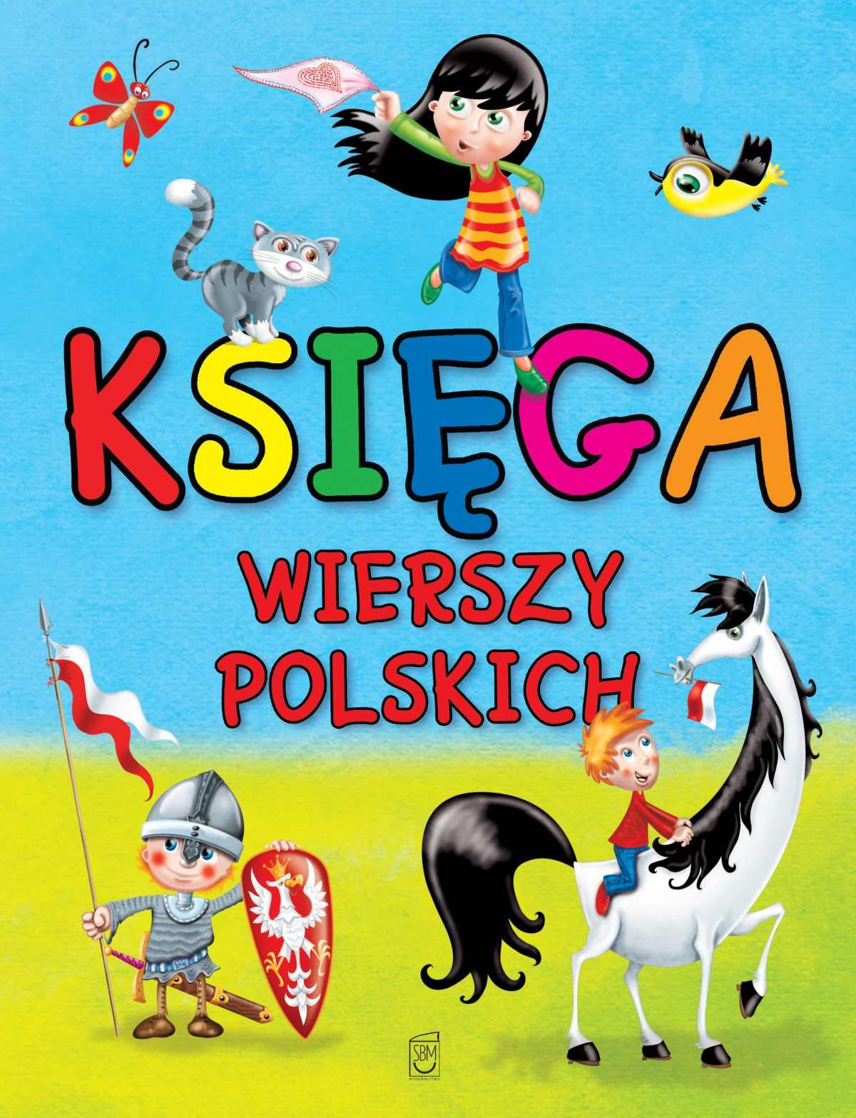 Księga wierszy polskich - Ebook (Książka PDF) do pobrania w formacie PDF