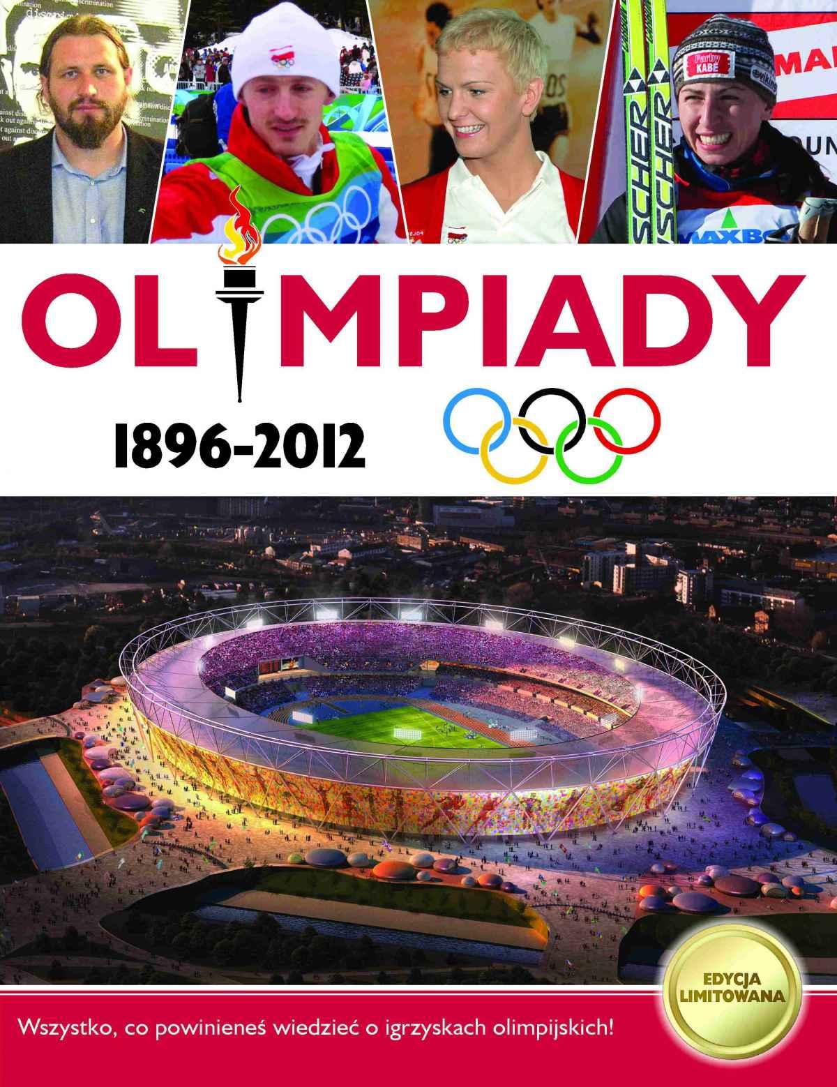 Olimpiady 1896-2012 - Ebook (Książka PDF) do pobrania w formacie PDF