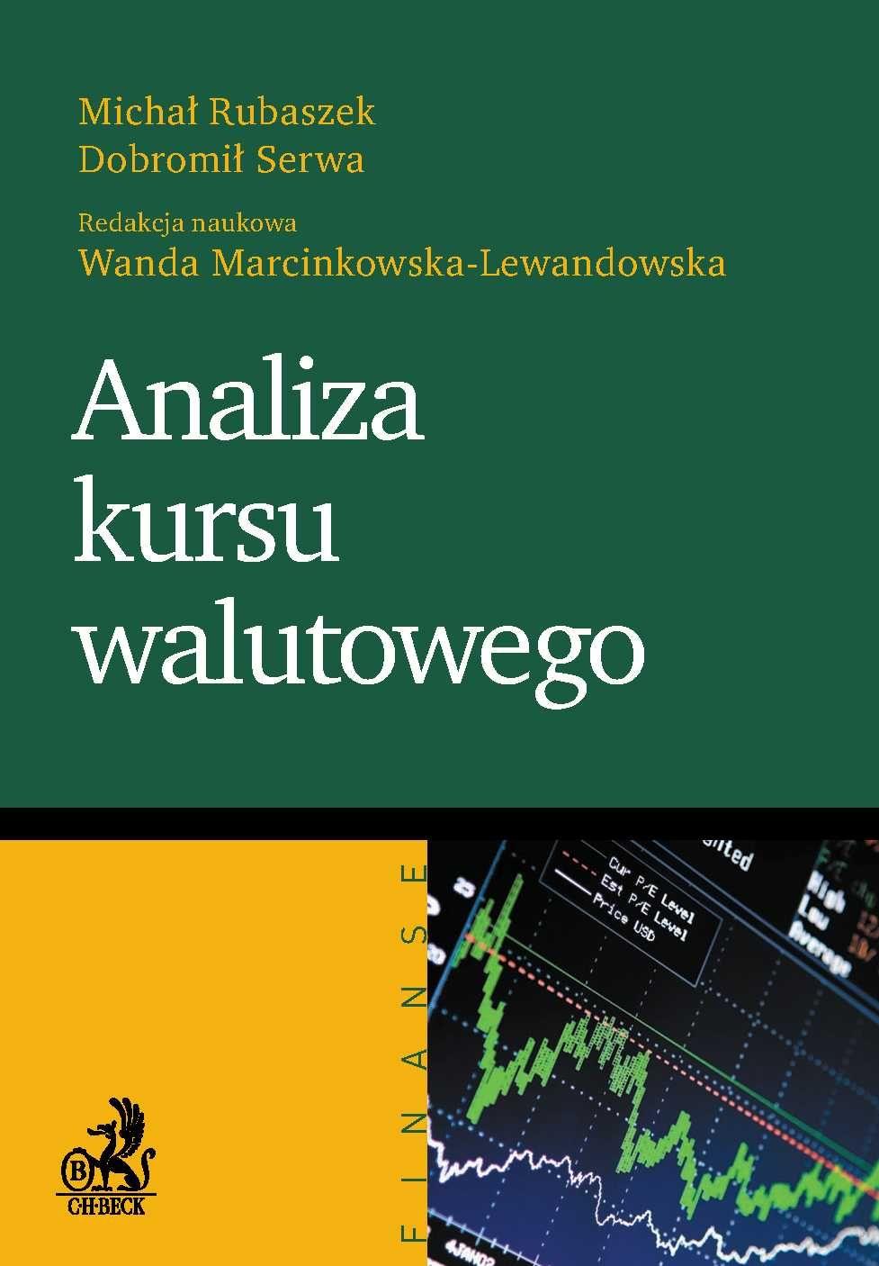 Analiza kursu walutowego - Ebook (Książka PDF) do pobrania w formacie PDF
