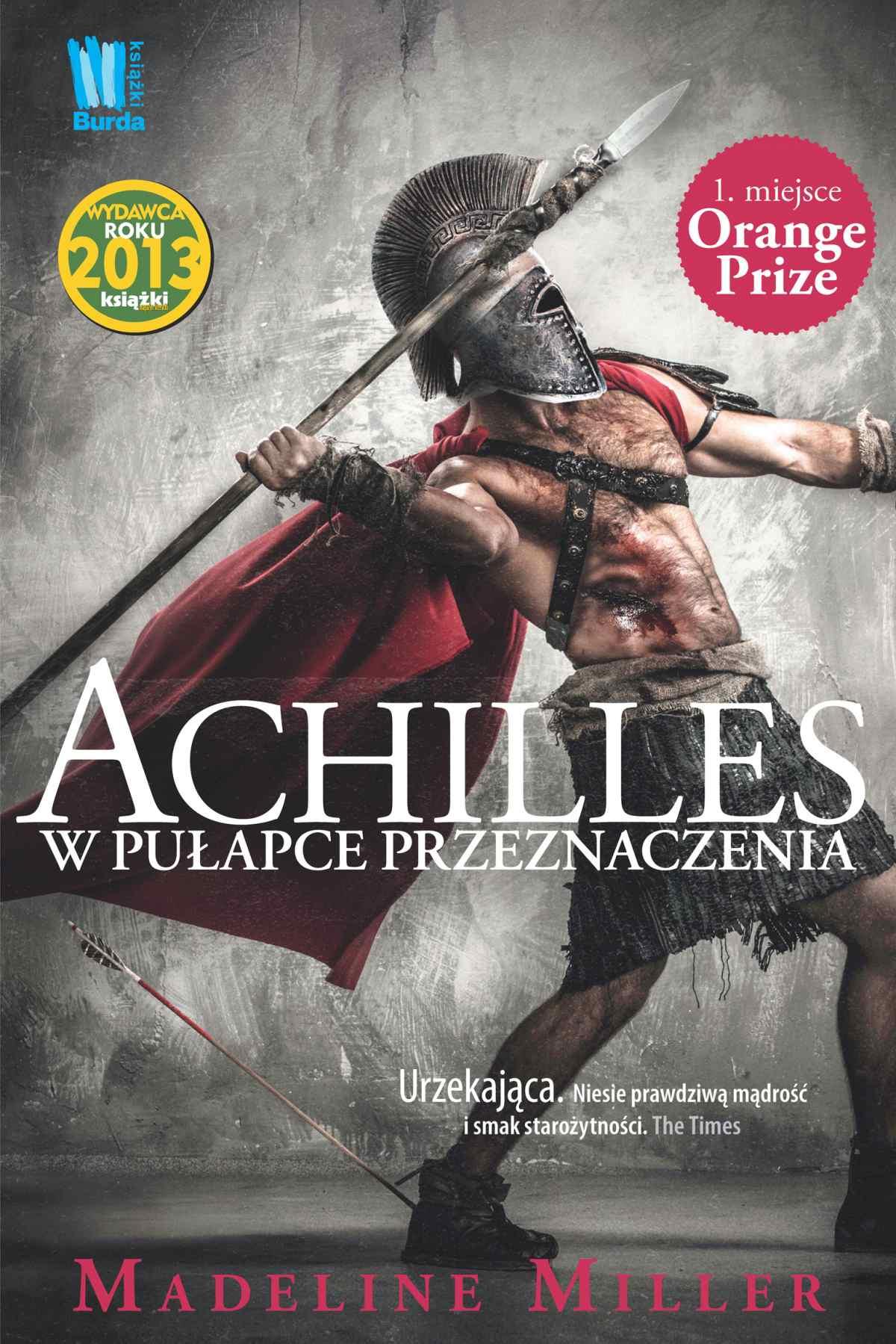 Achilles. W pułapce przeznaczenia - Ebook (Książka EPUB) do pobrania w formacie EPUB