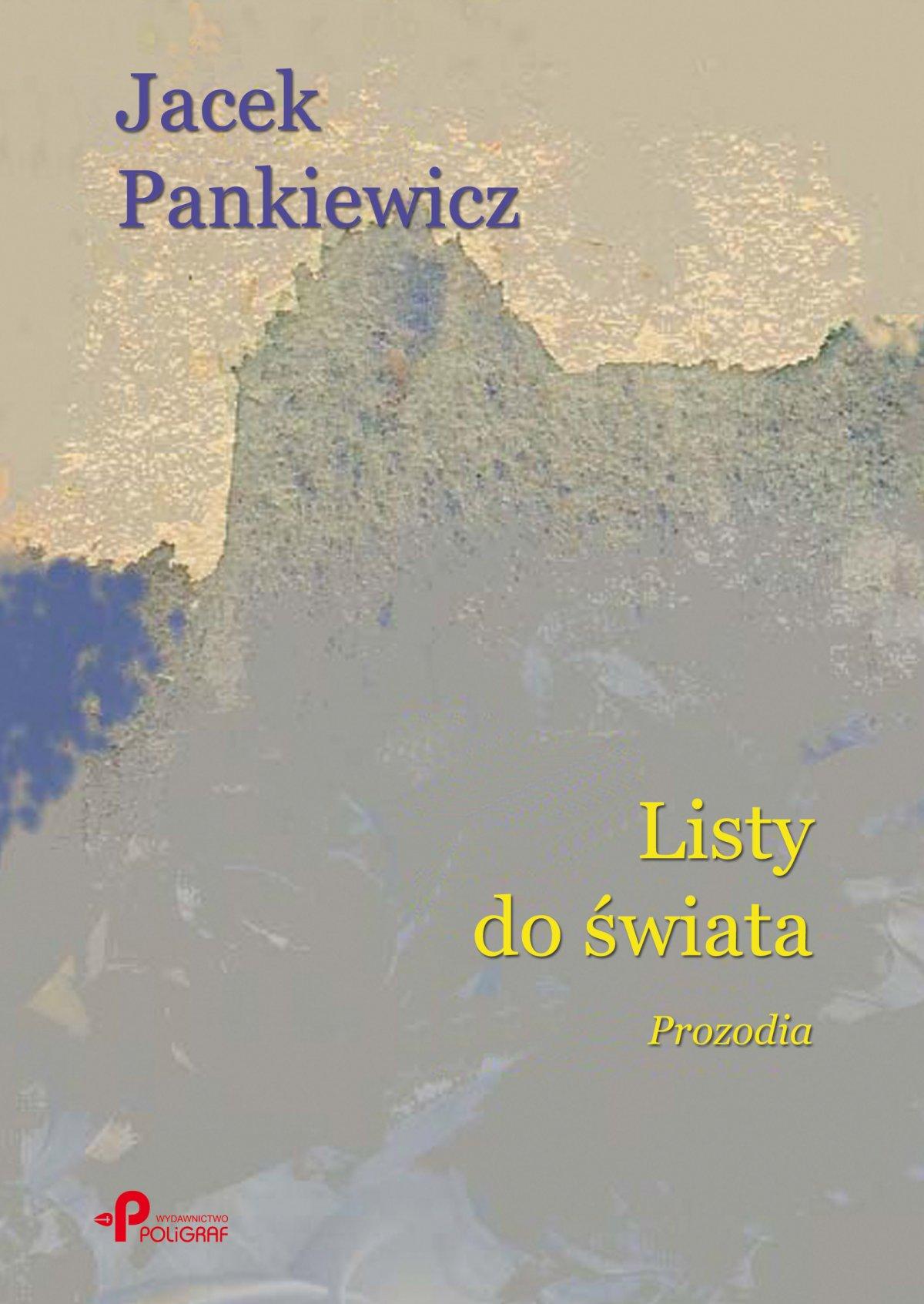 Listy do świata. Prozodia - Ebook (Książka EPUB) do pobrania w formacie EPUB