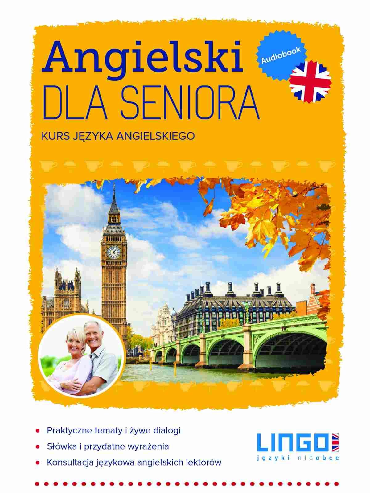 Angielski dla seniora - Audiobook (Książka audio MP3) do pobrania w całości w archiwum ZIP
