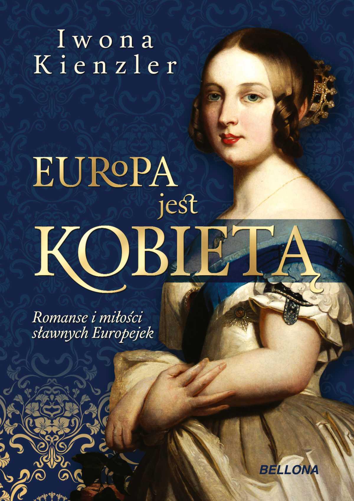 Europa jest kobietą - Ebook (Książka na Kindle) do pobrania w formacie MOBI