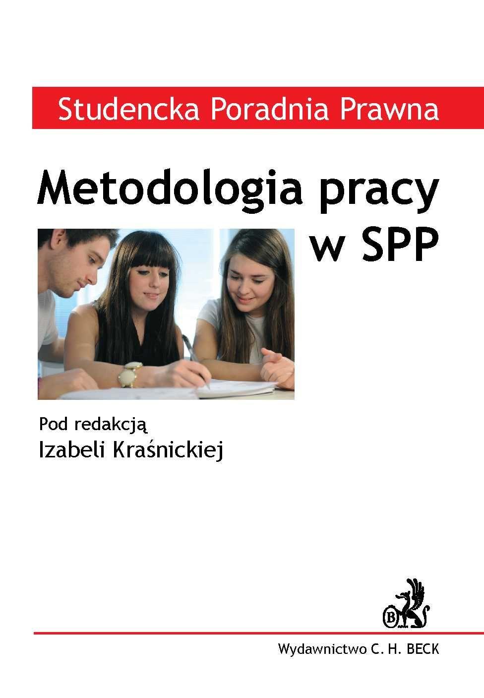 Metodologia pracy w SPP - Ebook (Książka PDF) do pobrania w formacie PDF
