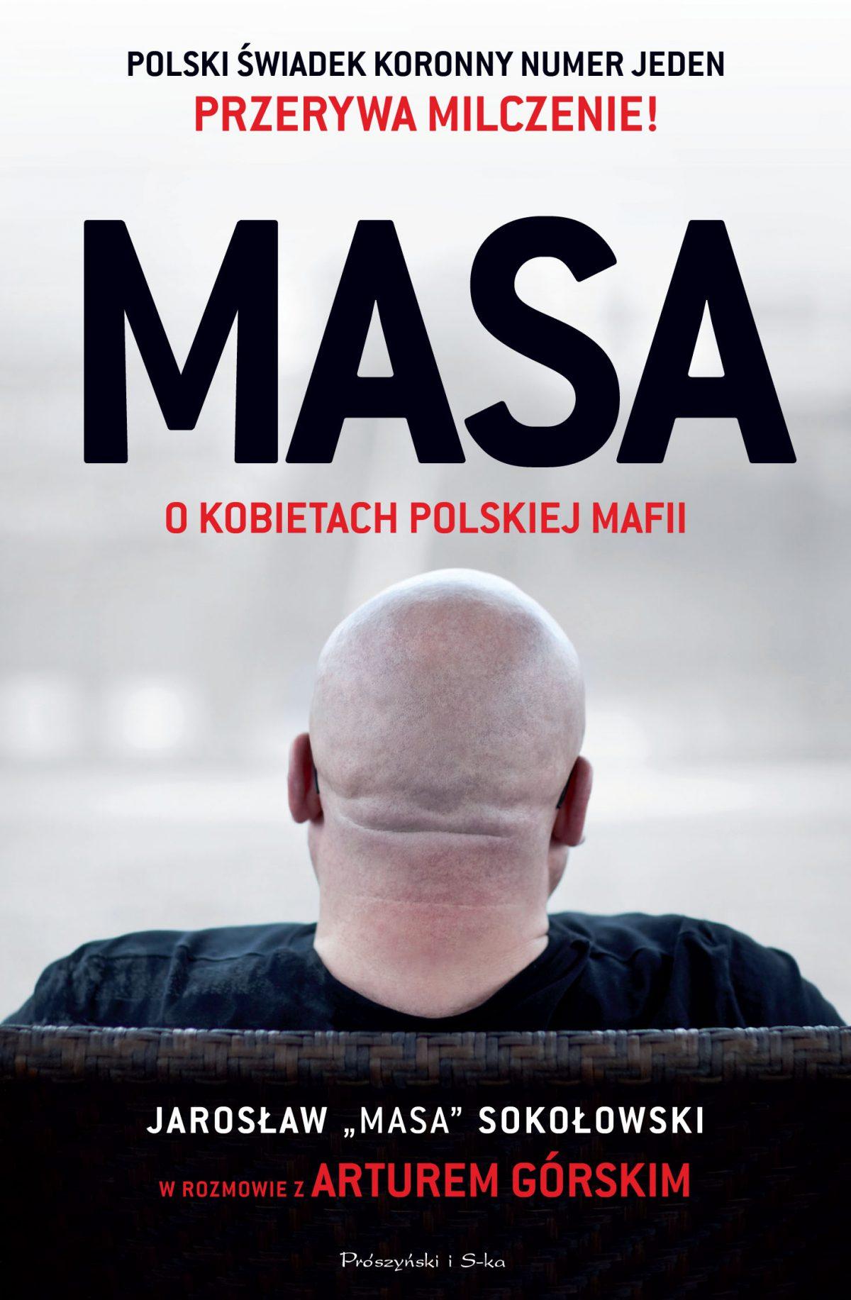 MASA o kobietach polskiej mafii - Ebook (Książka EPUB) do pobrania w formacie EPUB
