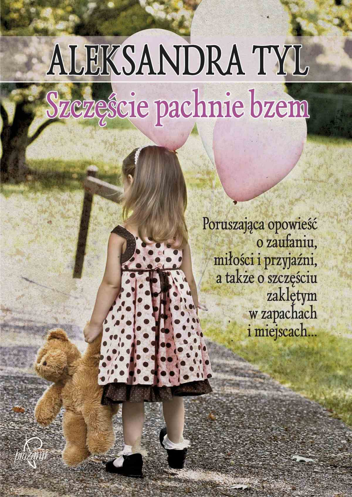 Szczęście pachnie bzem - Ebook (Książka EPUB) do pobrania w formacie EPUB