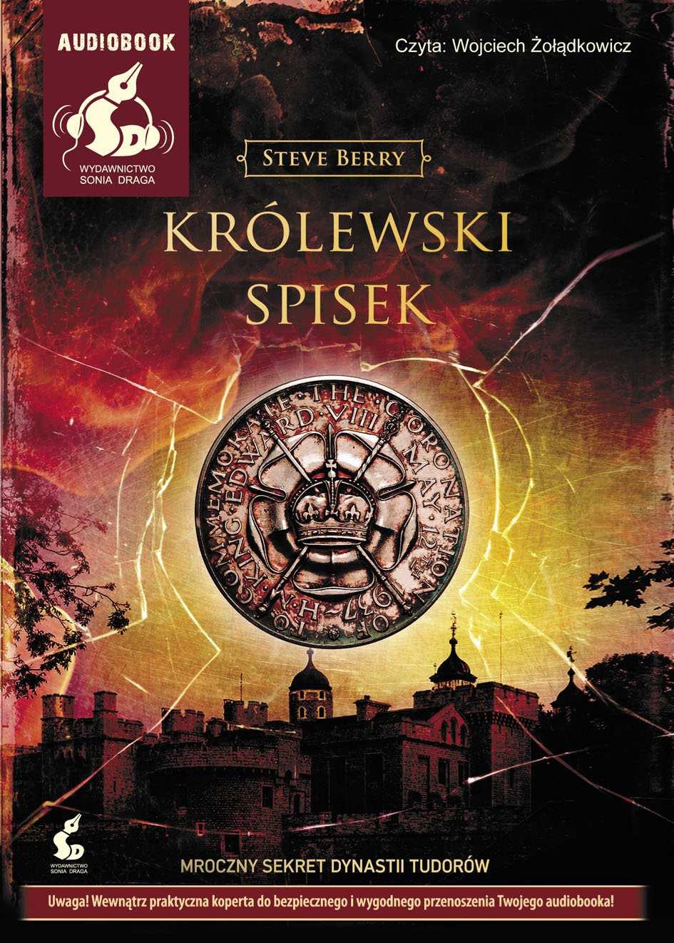 Królewski spisek - Audiobook (Książka audio MP3) do pobrania w całości w archiwum ZIP