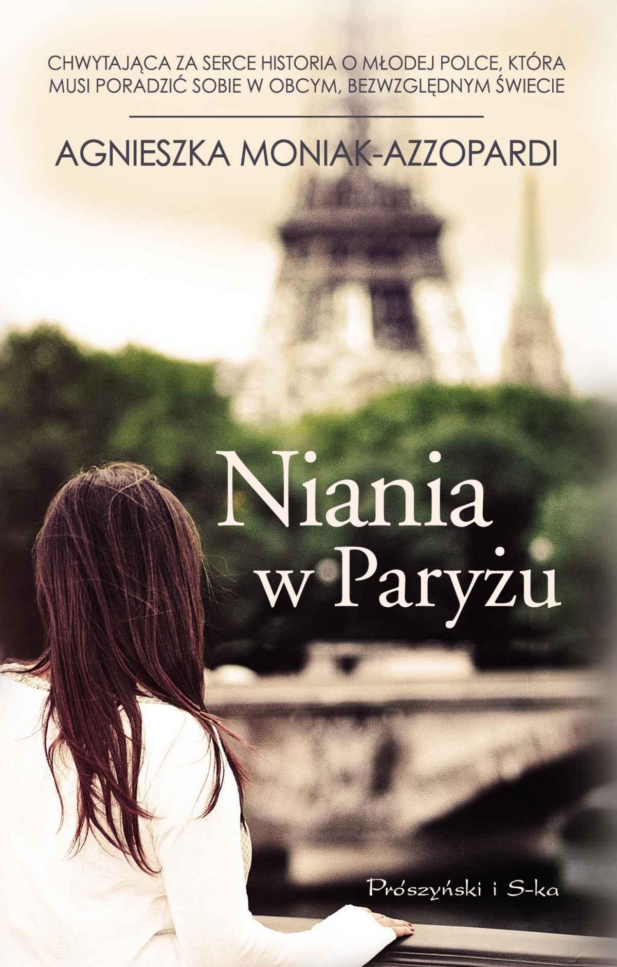 Niania w Paryżu - Ebook (Książka na Kindle) do pobrania w formacie MOBI