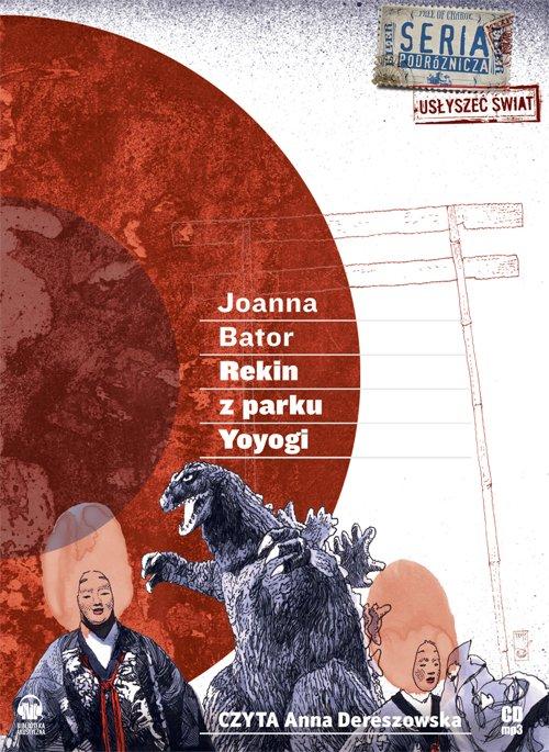 Rekin z parku Yoyogi - Audiobook (Książka audio MP3) do pobrania w całości w archiwum ZIP