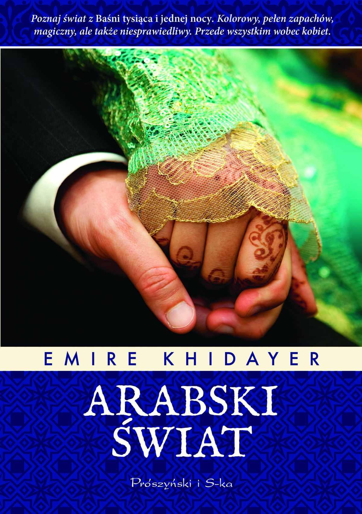 Arabski świat - Ebook (Książka EPUB) do pobrania w formacie EPUB