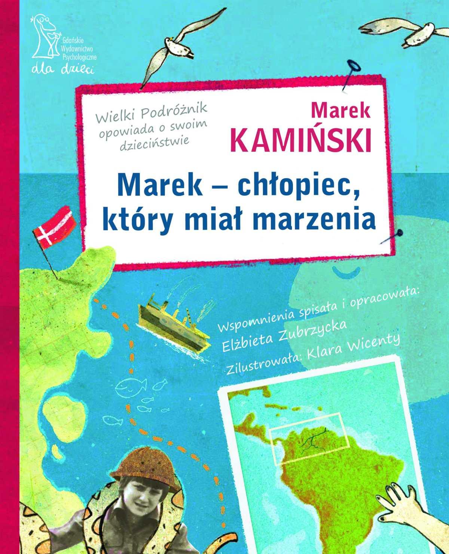Marek - chłopiec, który miał marzenia - Ebook (Książka na Kindle) do pobrania w formacie MOBI