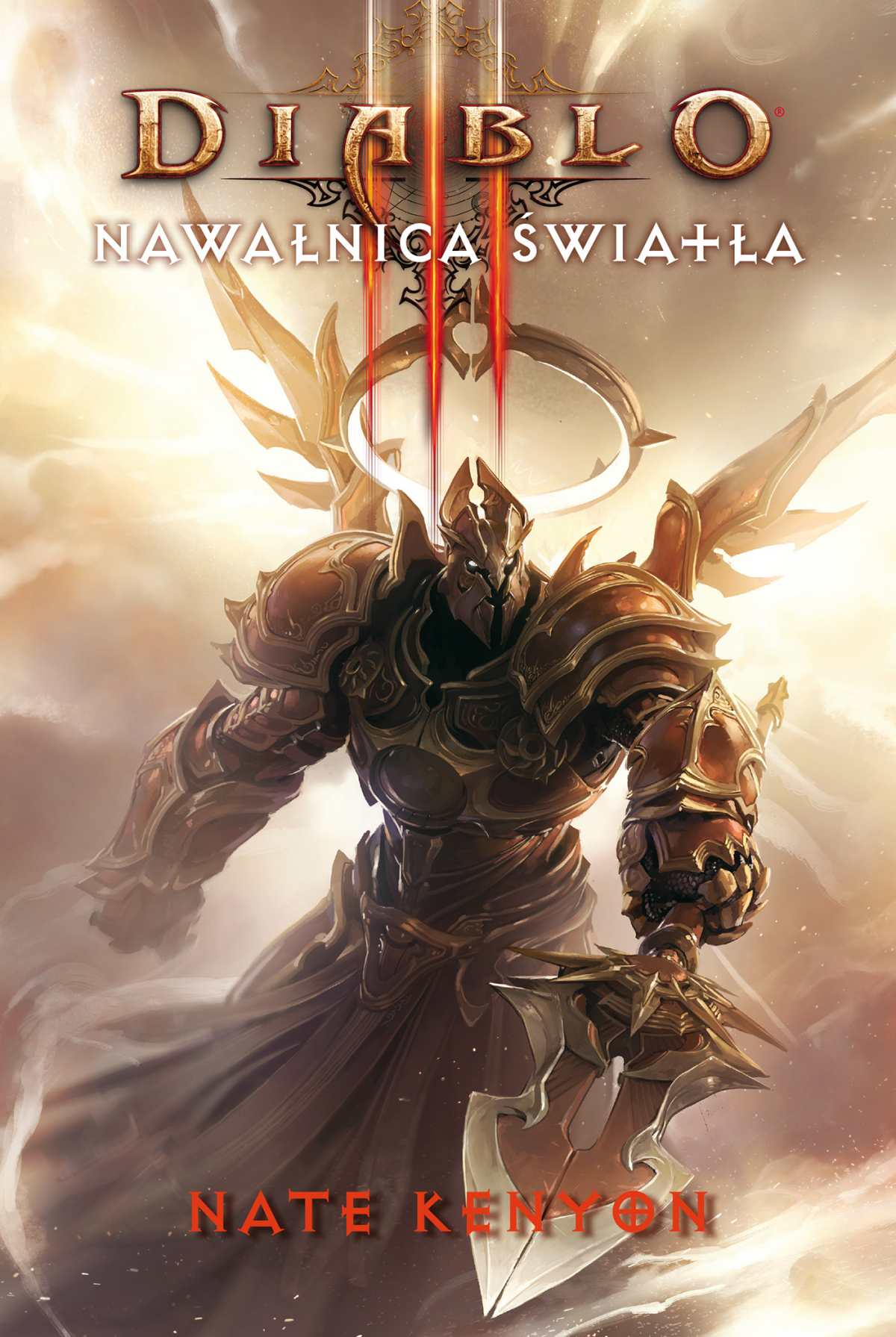 Diablo III: Nawałnica światła - Ebook (Książka EPUB) do pobrania w formacie EPUB