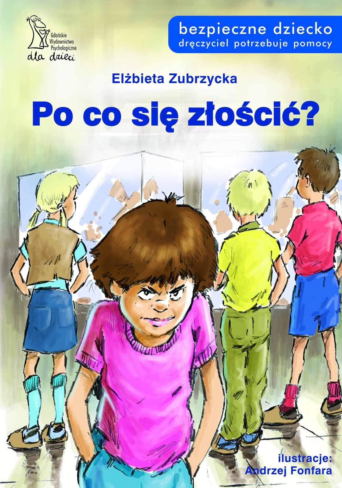 Po co się złościć? - Ebook (Książka na Kindle) do pobrania w formacie MOBI