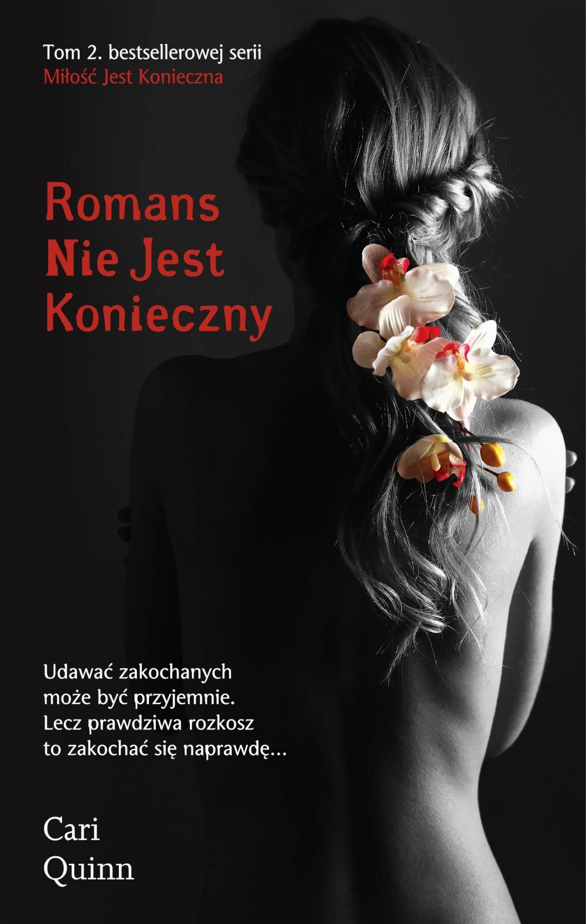 Romans nie jest konieczny - Ebook (Książka na Kindle) do pobrania w formacie MOBI