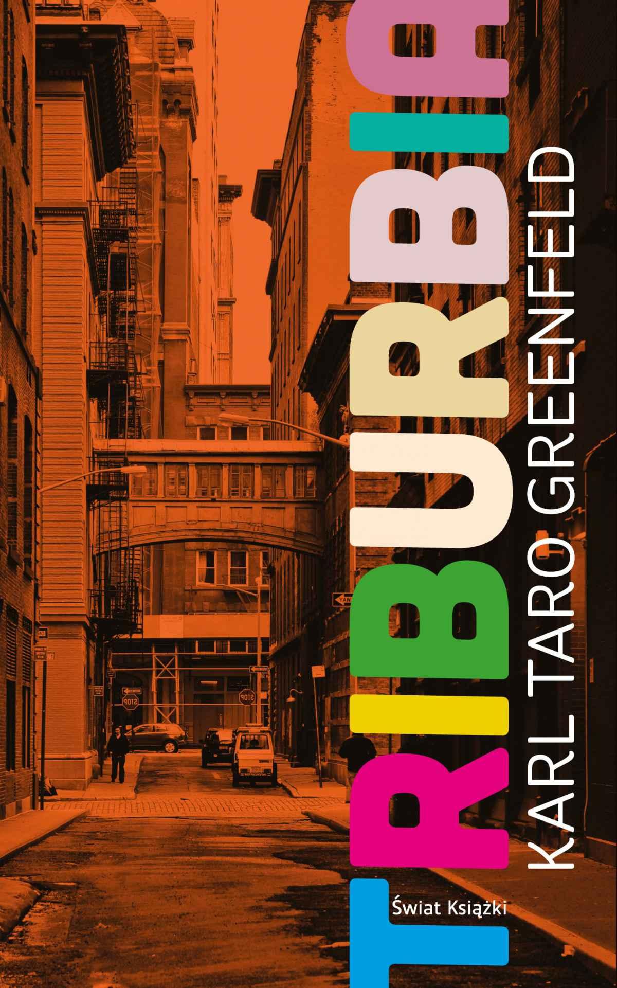 Triburbia - Ebook (Książka EPUB) do pobrania w formacie EPUB