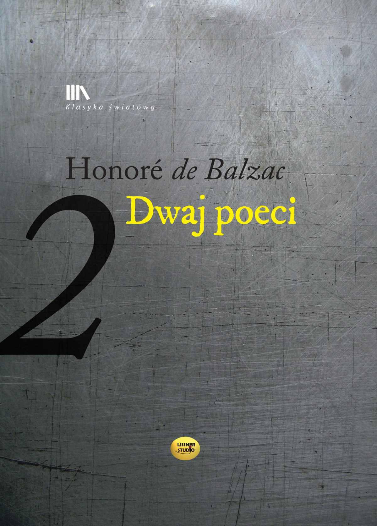 Dwaj poeci - Audiobook (Książka audio MP3) do pobrania w całości w archiwum ZIP