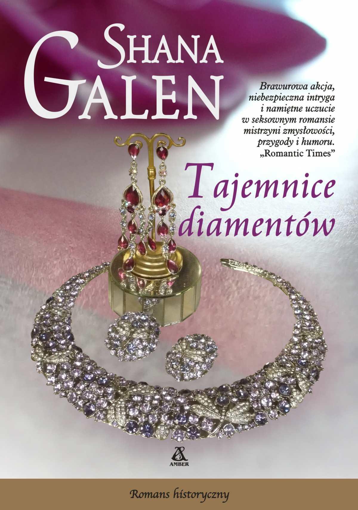 Tajemnice diamentów - Ebook (Książka na Kindle) do pobrania w formacie MOBI