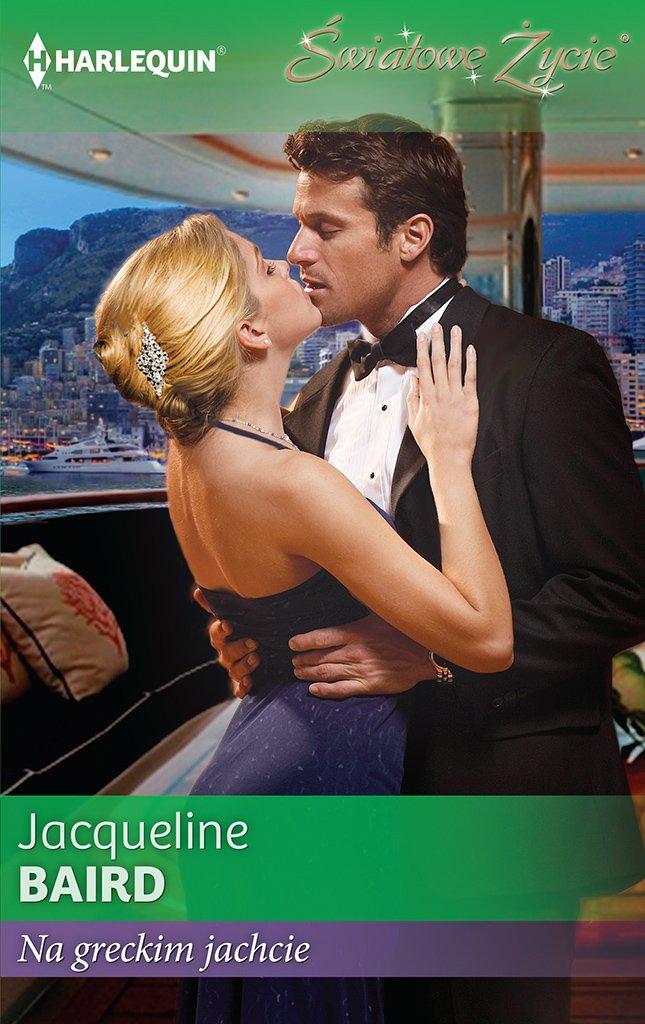 Na greckim jachcie - Ebook (Książka na Kindle) do pobrania w formacie MOBI