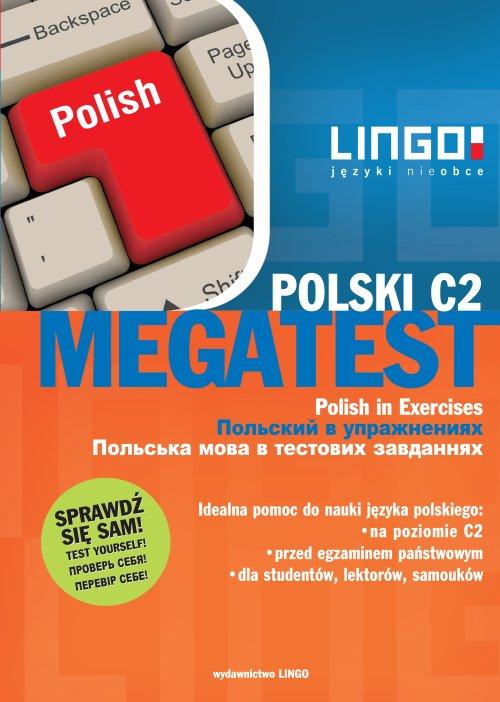 Polski C2. Megatest, Polish in Exercises - Ebook (Książka PDF) do pobrania w formacie PDF