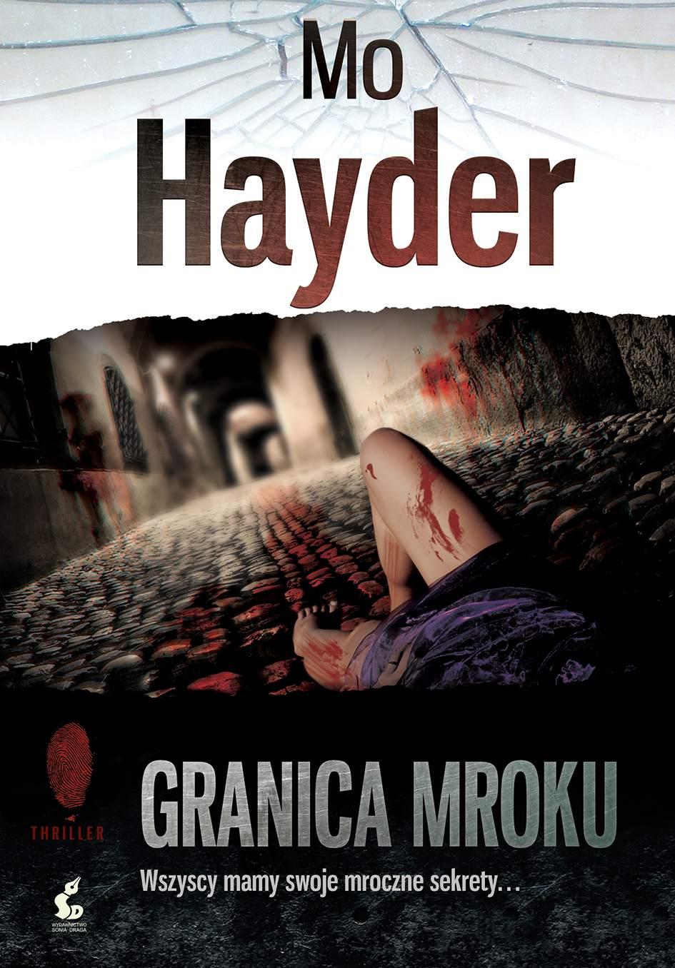 Granica mroku - Ebook (Książka na Kindle) do pobrania w formacie MOBI