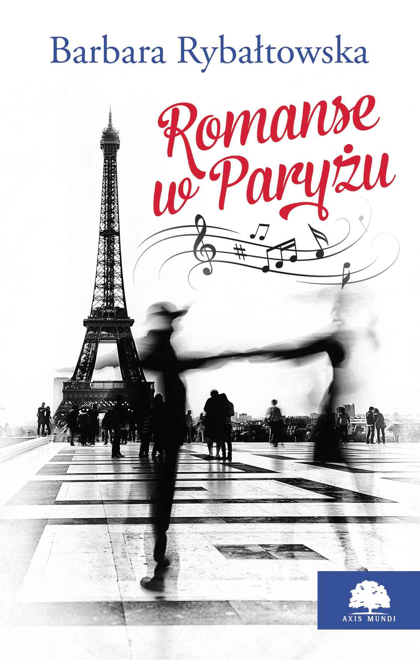 Romanse w Paryżu. - Ebook (Książka EPUB) do pobrania w formacie EPUB