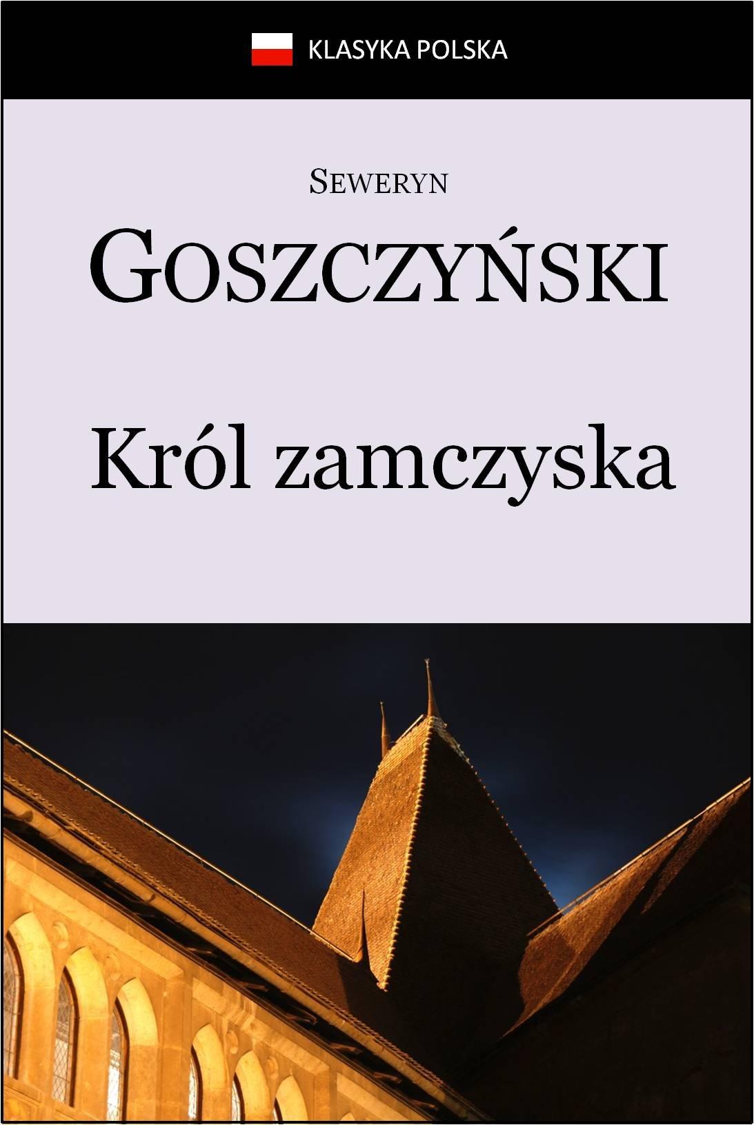 Król zamczyska - Ebook (Książka EPUB) do pobrania w formacie EPUB
