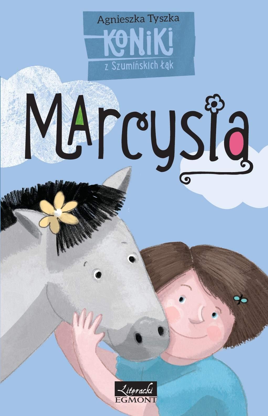 Marcysia. Koniki z Szumińskich łąk - Ebook (Książka EPUB) do pobrania w formacie EPUB