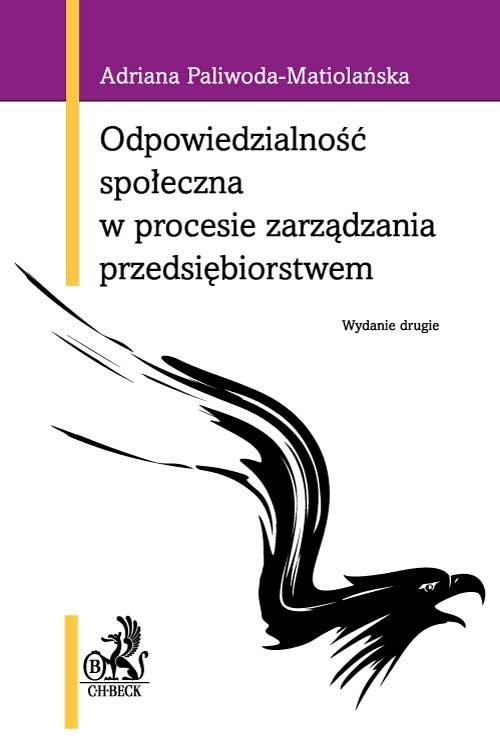 Odpowiedzialność społeczna w procesie zarządzania przedsiębiorstwem - Ebook (Książka PDF) do pobrania w formacie PDF