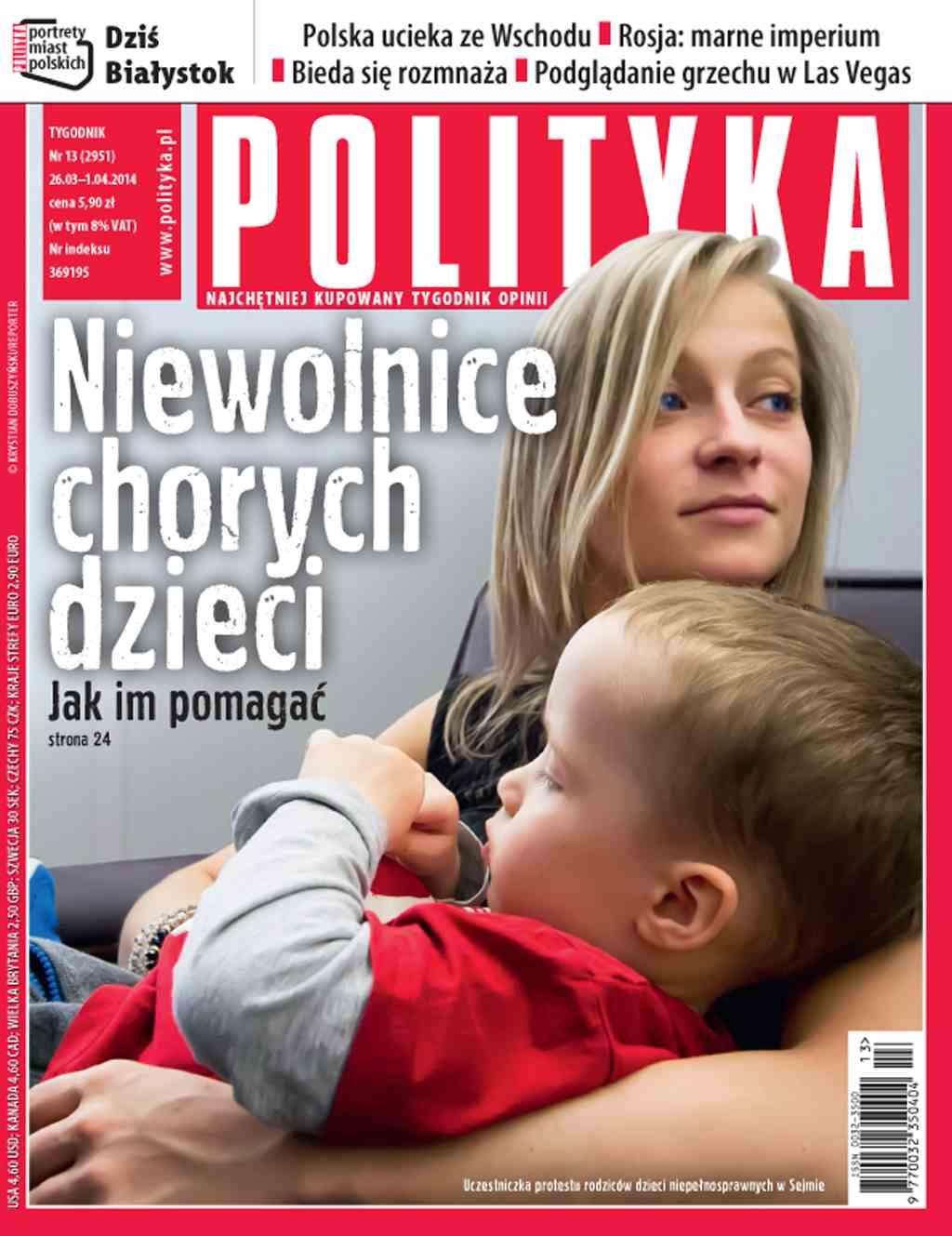 Polityka nr 13/2014 - Ebook (Książka PDF) do pobrania w formacie PDF