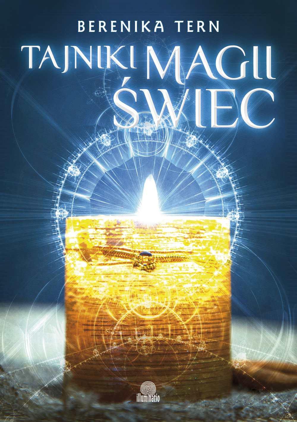 Tajniki magii świec - Ebook (Książka na Kindle) do pobrania w formacie MOBI