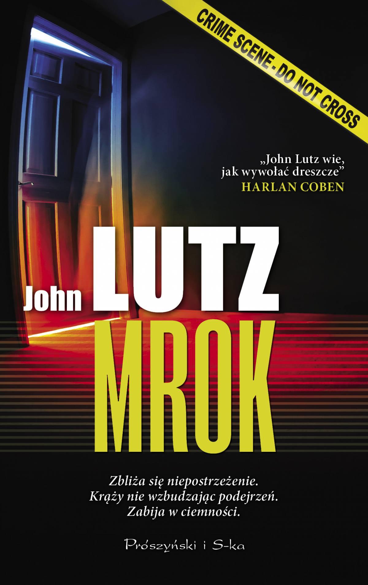 Mrok - Ebook (Książka EPUB) do pobrania w formacie EPUB