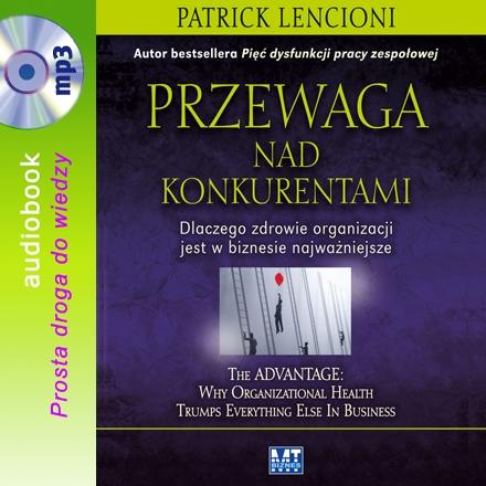 Przewaga nad konkurentami - Audiobook (Książka audio MP3) do pobrania w całości w archiwum ZIP